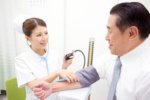 茅ヶ崎市の市民健康診査